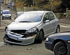 In a car accident? Helpful tips on what to do next